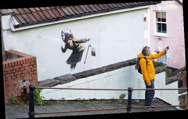 This Bristol home sees price boosted by millions thanks to Banksy