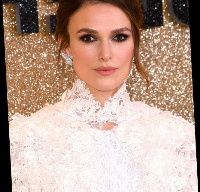 Keira Knightley Says She's Done With Male-Directed Sex Scenes