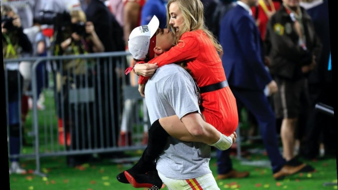 Patrick Mahomes & Brittany Matthews' Relationship Timeline Is Impressive
