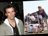 Baywatch star Jeremy Jackson's homeless ex Loni Willison picks through trash after he 'refused to help' her