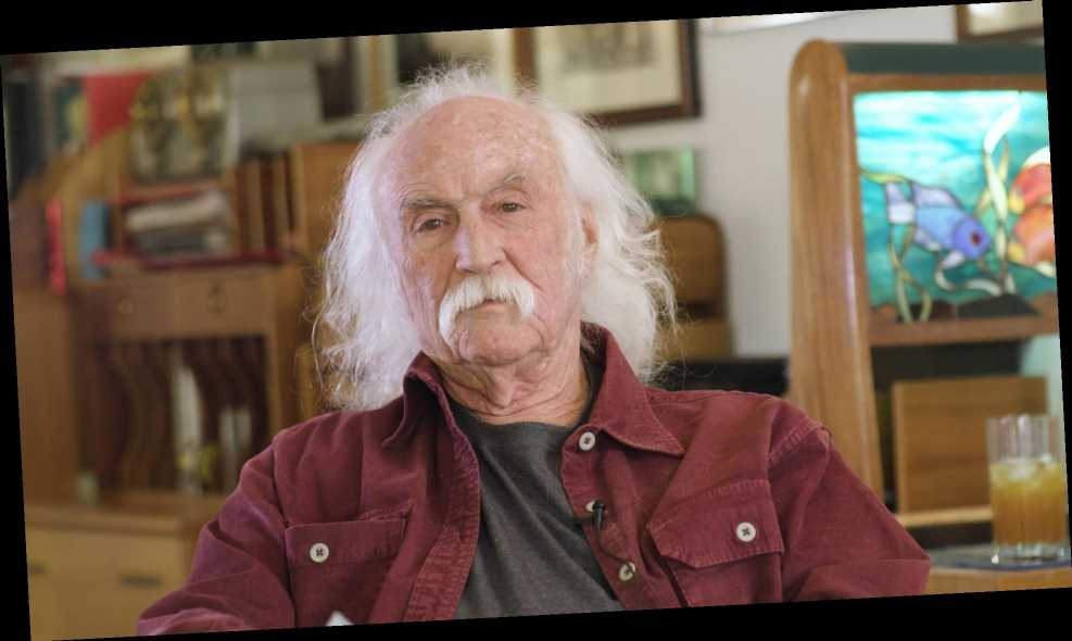 David Crosby Answers Your Questions on Parenting, Joe Biden, and Fearing Death