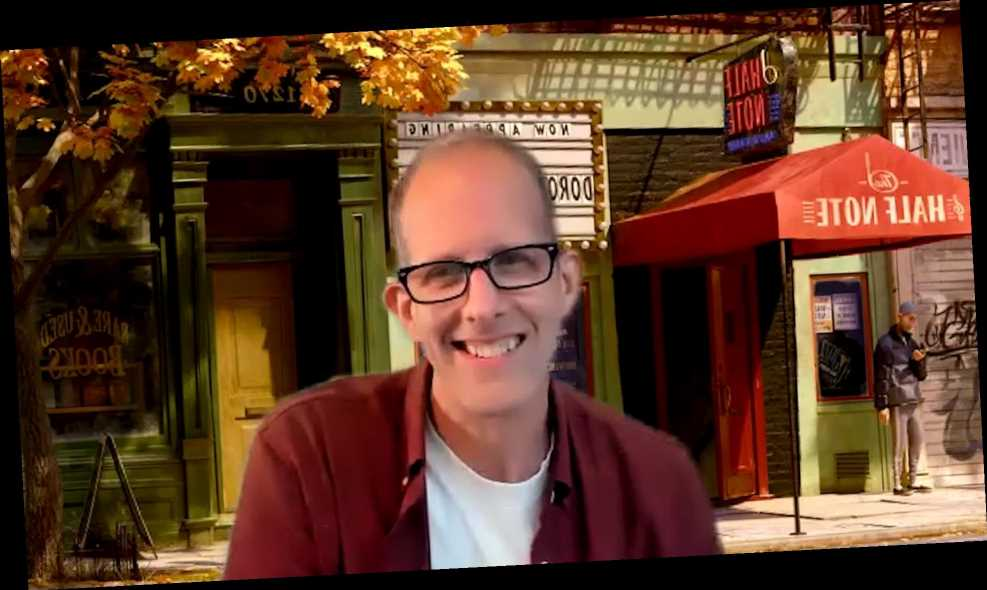 'The Breakdown' With Pete Docter