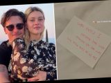 Nicola Peltz shares intimate love letter from Brooklyn Beckham as he tells her she's his 'soulmate'