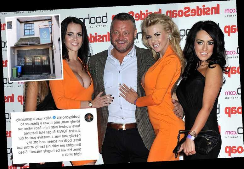 Mick Norcross's businesses were £8.5m in debt before death of hugely popular TOWIE club owner