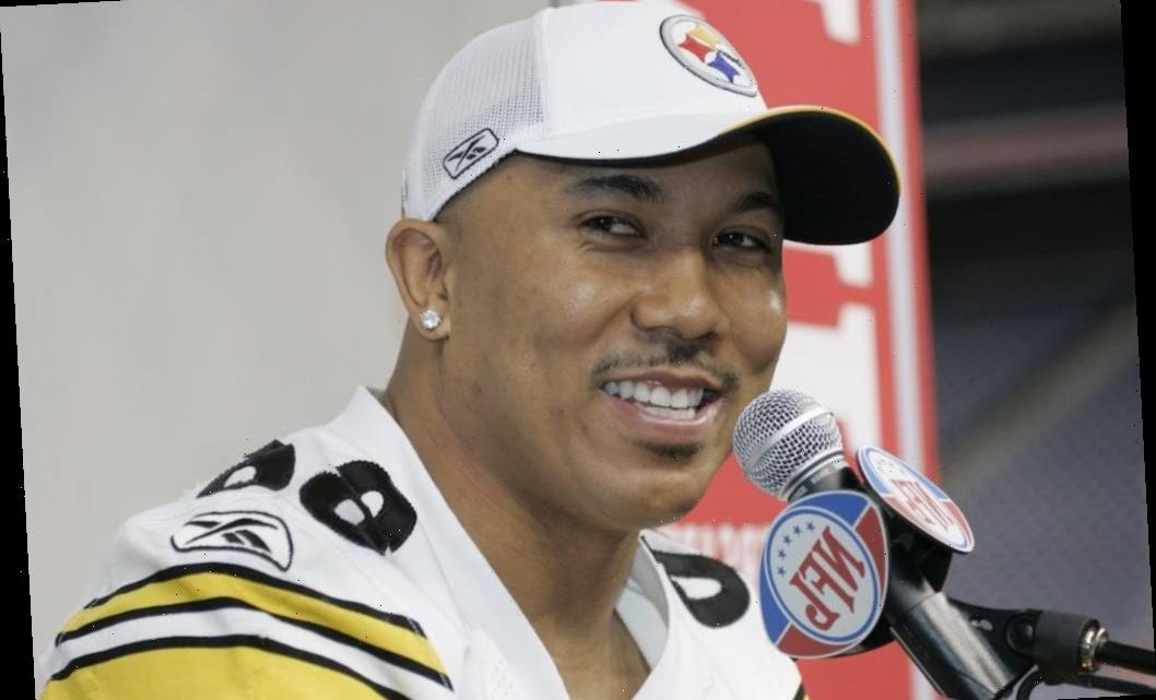 'DWTS': NFL's Hines Ward Fell on Kym Johnson's Neck Before Pair Won Competition