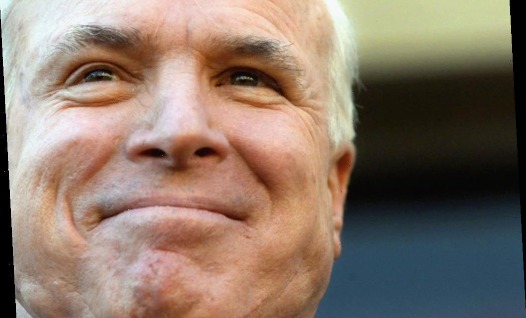 Senator John McCain Life Story Optioned For Movie By Stampede; McCain Confidants Mark Salter & Craig Turk To Write Script With Family's Support