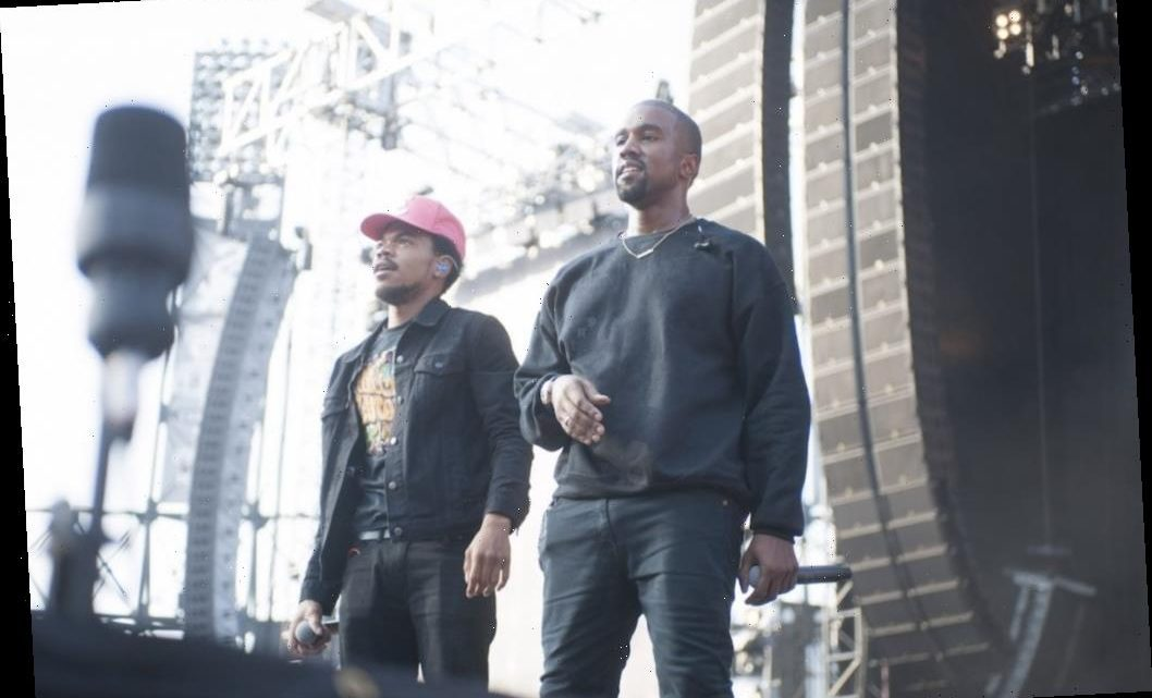 Why Was Kanye West Screaming at Chance the Rapper?