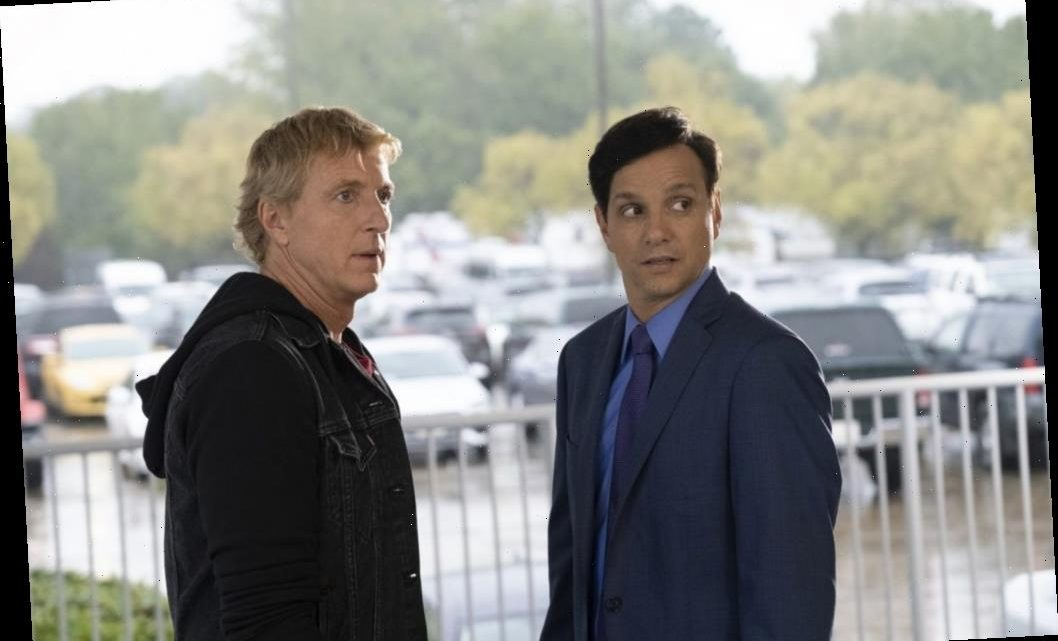 'Cobra Kai' Star Ralph Macchio Reacts to Those Mr. Miyagi Letters In Season 3
