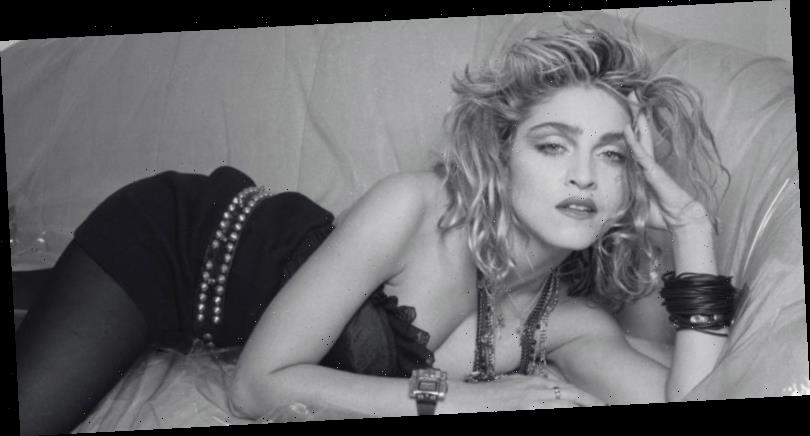 Never-Before-Seen Madonna Photos Are Now Available in an Art Book