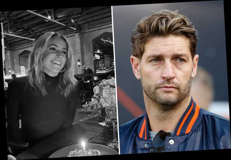 Kristin Cavallari shades ex Jay Cutler by saying it 'feels really damn good to be back to her old self' after divorce