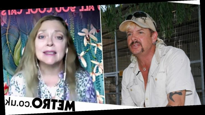 Carole Baskin still fears for her life despite Joe Exotic's pardon denial