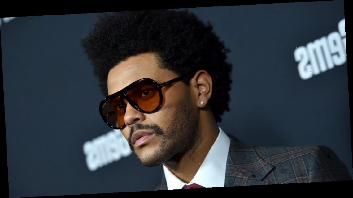 """The Weeknd Talks Grammys """"Sucker Punch"""": """"I Personally Don't Care Anymore"""""""