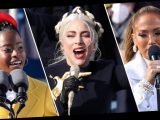 Watch Moving Inauguration Day Performances From Lady Gaga, Jennifer Lopez, and More