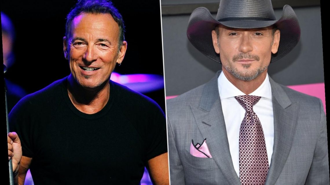 Bruce Springsteen 'Always Remembers' How Tim McGraw Cheered Him Up After Losing a Grammy in 2003