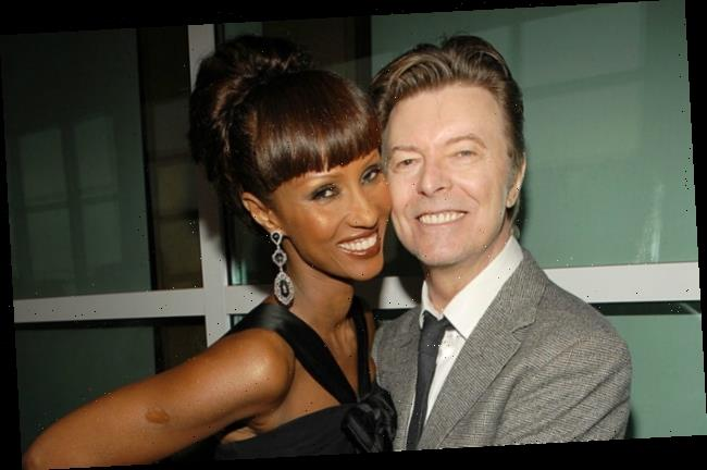Iman Pays Tribute to Late Husband David Bowie on His Birthday: 'Eternal Love'