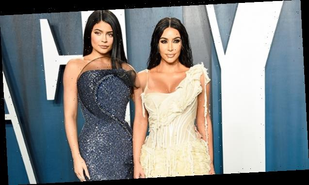 Kylie Jenner Supports Big Sis Kim Kardashian By Wearing SKIMs Lingerie Amidst Star's Marriage Troubles