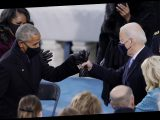 This Biden-Obama Inaugural Moment Has The Internet Talking
