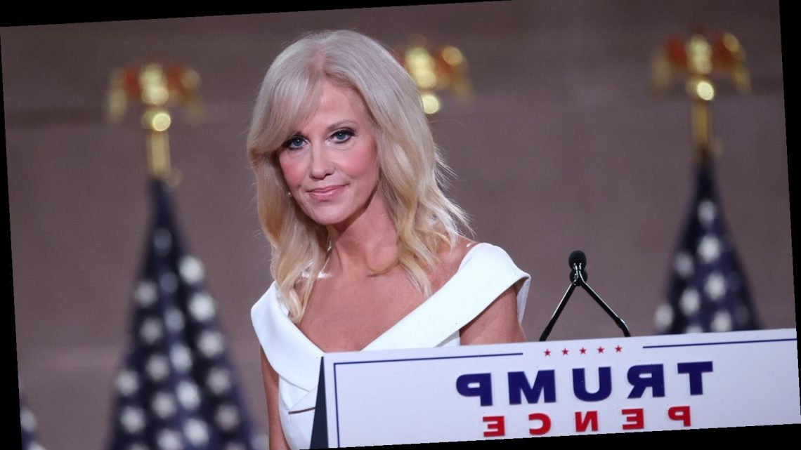 The Real Reason The Police Are Investigating Kellyanne Conway And Claudia Conway