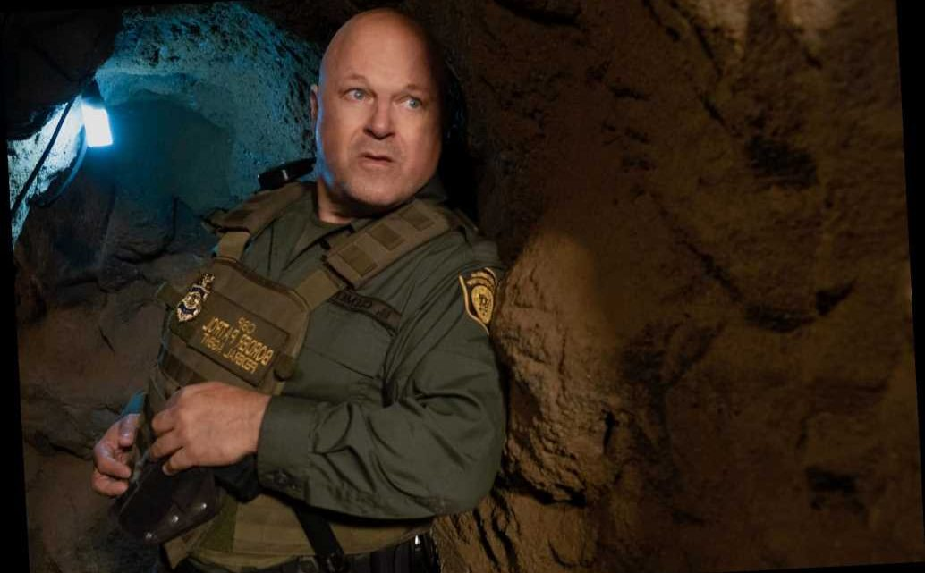 Michael Chiklis says 'Coyote' is about humanity, not politics