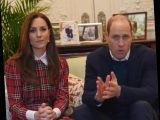 Prince William & Kate send a haggis dinner to Scottish NHS workers for Burns Night