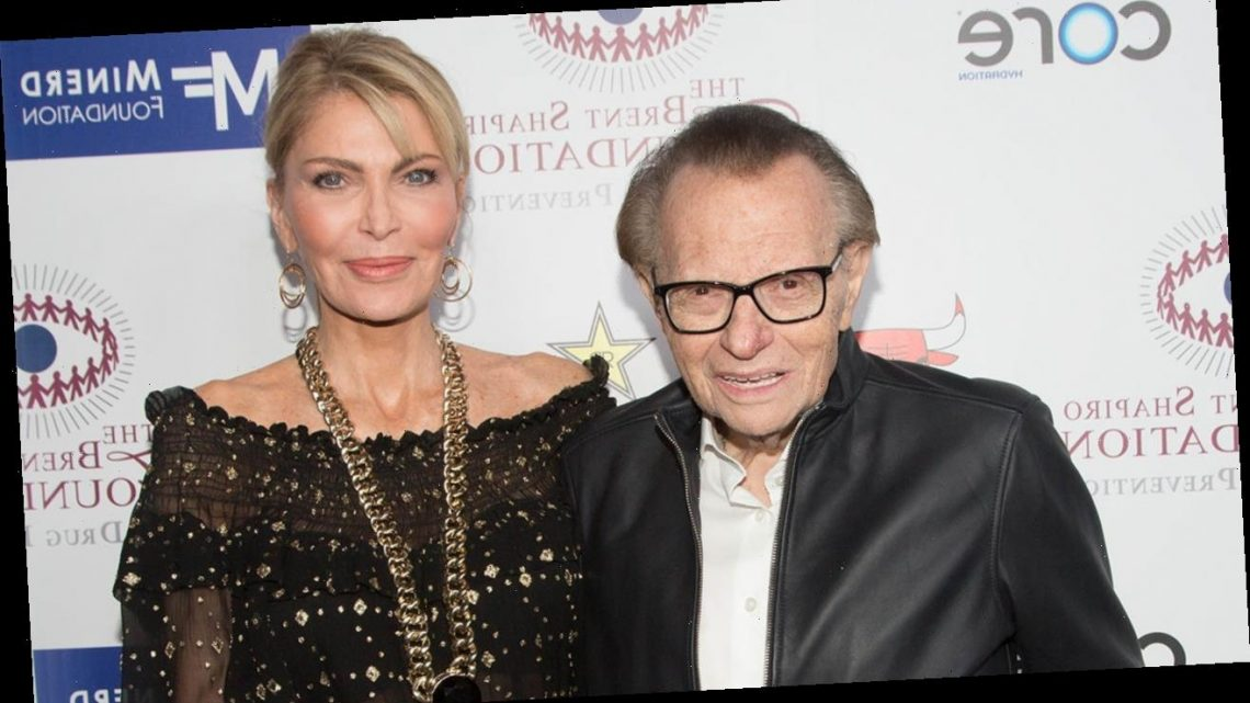 Larry King's seven ex-wives: Who are they?