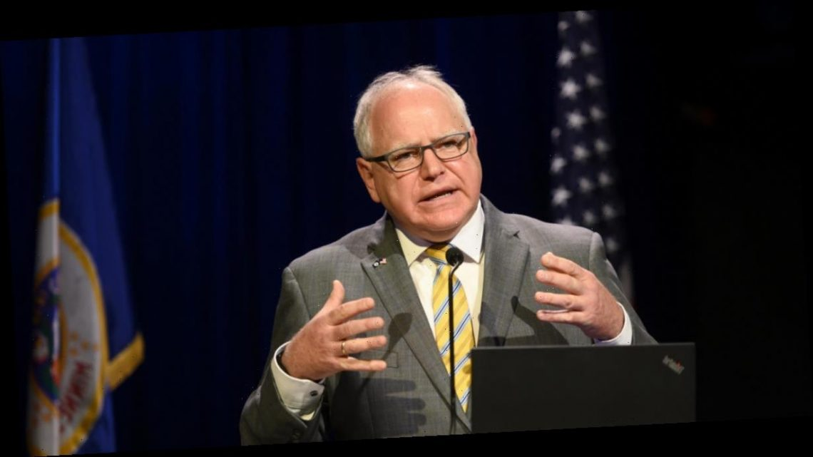 Minnesota Governor Tim Walz announces plan for schools to combat pandemic learning loss and improve racial equity