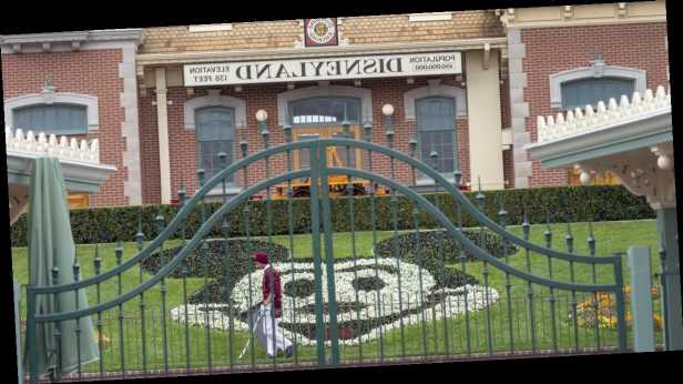 """Disneyland to become """"super"""" COVID-19 mass-vaccination site"""