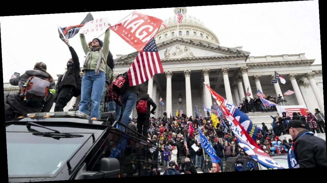 Federal prosecutors investigate possible seditious conspiracy charges in Capitol assault