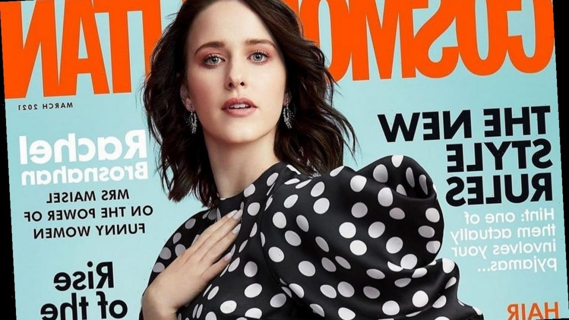 Rachel Brosnahan 'So Angry' at Negativity and Unkindness in the World Today