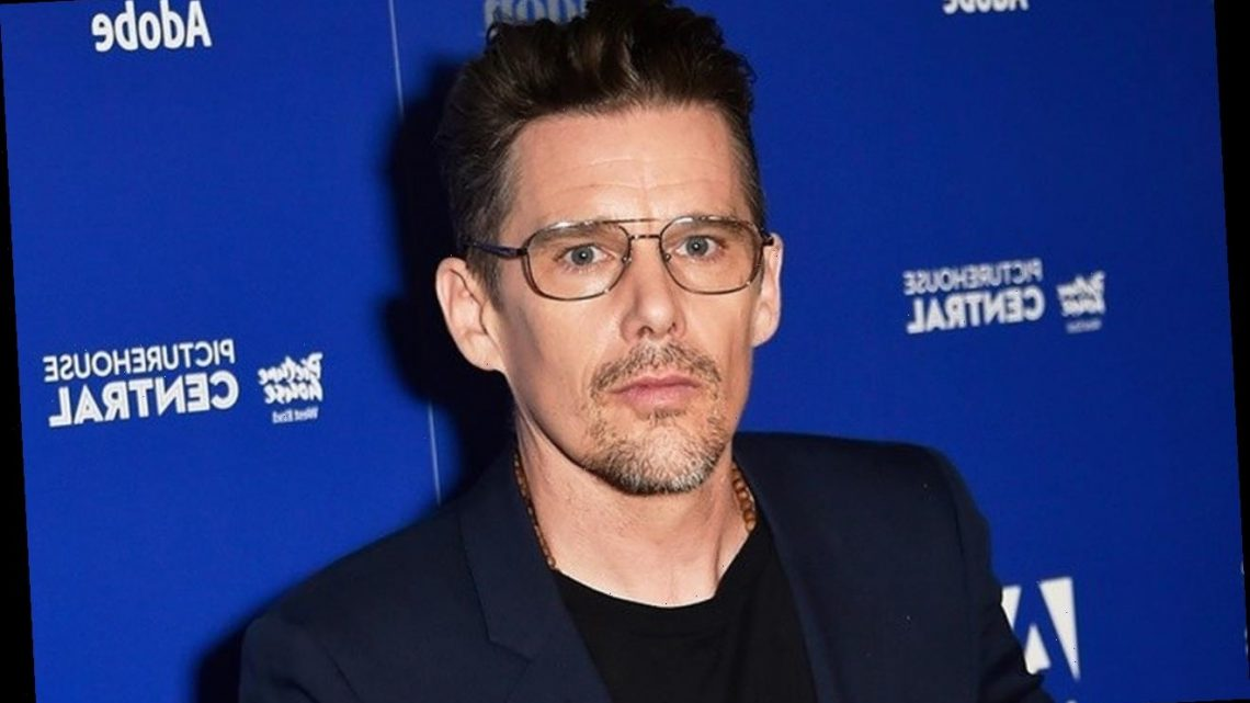 Ethan Hawke to Receive Calls from the Dead in 'The Black Phone'