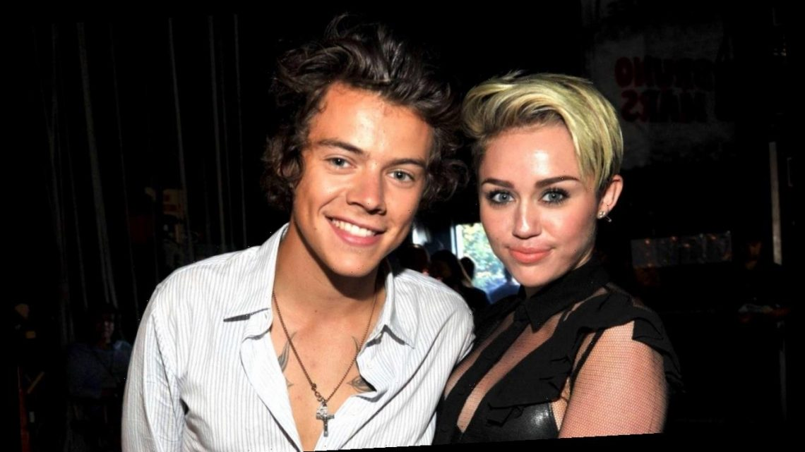 Miley Cyrus Says Harry Styles Is 'Looking Really Good'