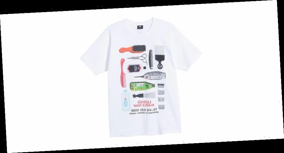 Stüssy Toronto Drops Charity T-Shirt to Raise Funds for Local Imprint Lloyd's Barbershop