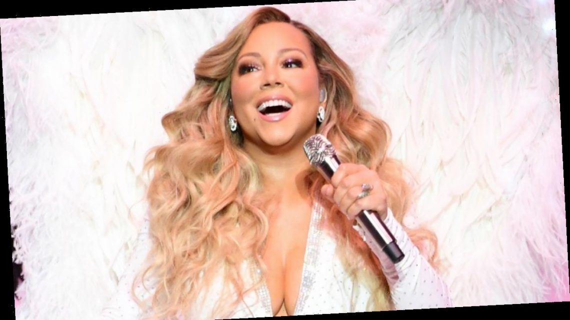 Mariah Carey Flubs 'Auld Lang Syne' Lyrics in New Year's Eve Video