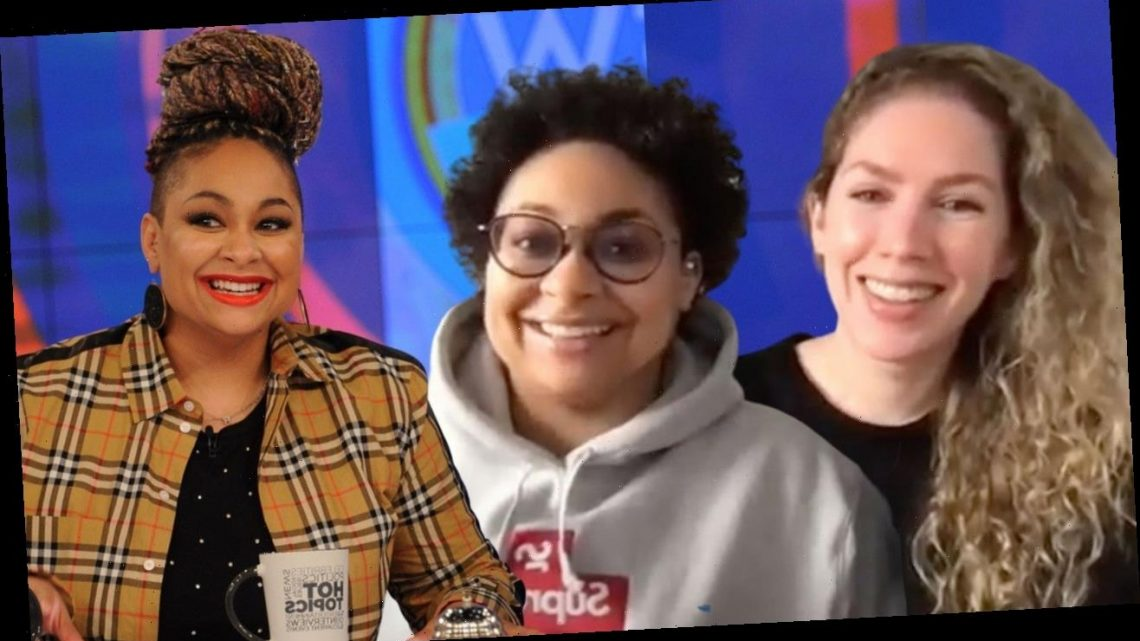 Raven-Symoné Dishes on Her First Kiss With Wife Miranda (Exclusive)