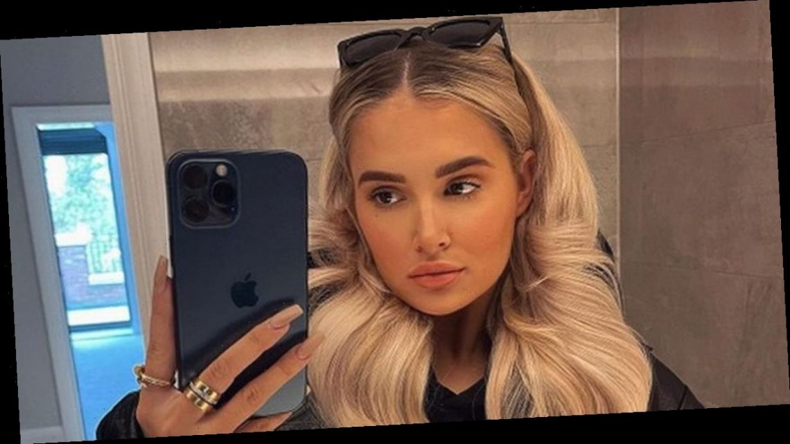 Love Island's Molly-Mae Hague in pain with gory injury after at-home beauty fail