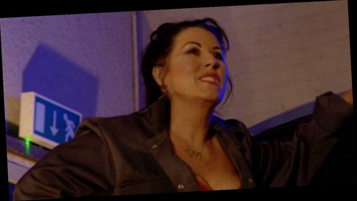 EastEnders' Kat Slater strips to bra for surprise Phil Mitchell romp