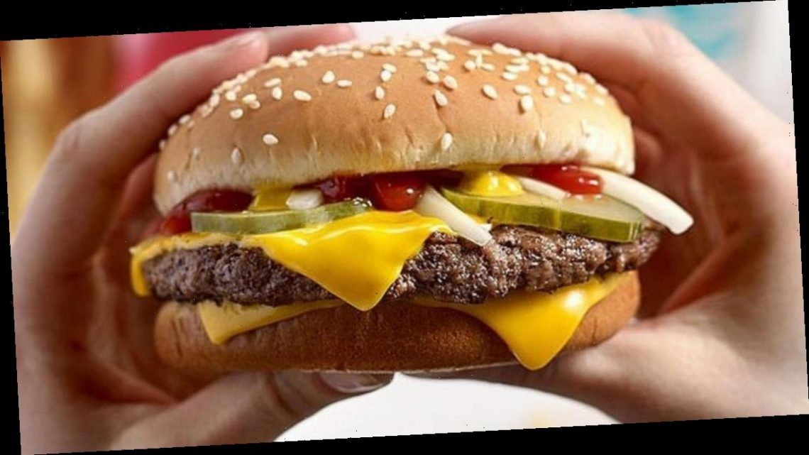 McDonald's fans can get £3.19 Quarter Pounder for just 99p for limited time only