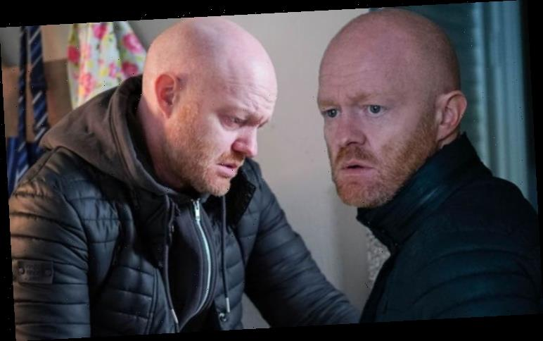 EastEnders spoilers: Max Branning exit sealed as he flees Walford with baby Abi?