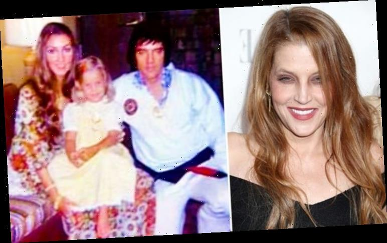 Elvis Presley: Linda Thompson celebrates Lisa Marie's birthday with touching pictures