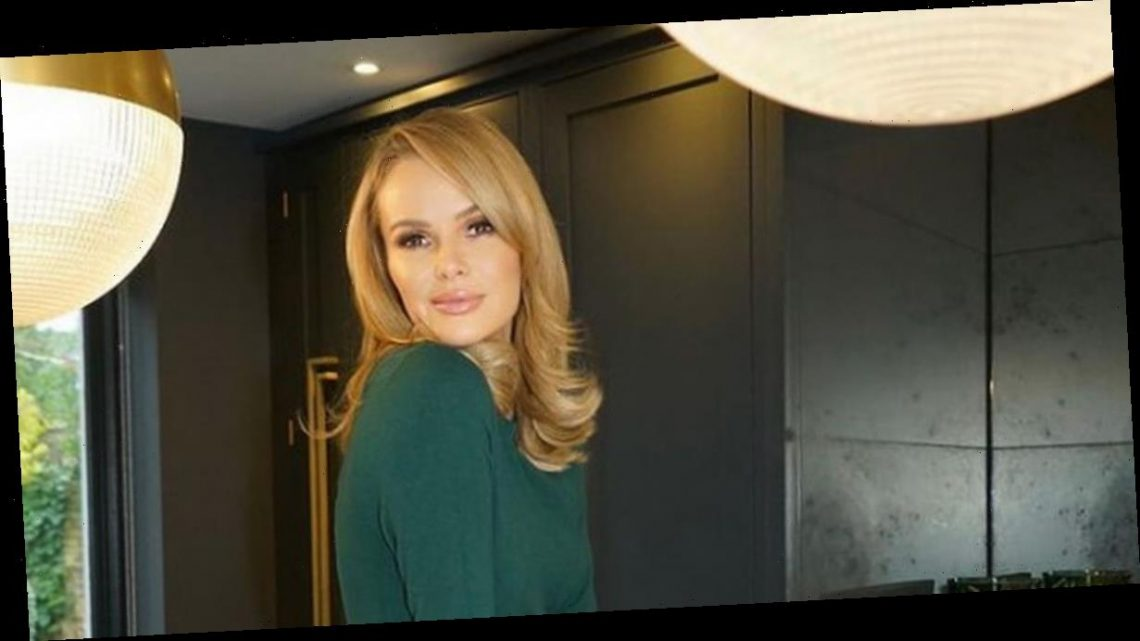 Amanda Holden defended by fans after 400-mile round trip to visit parents