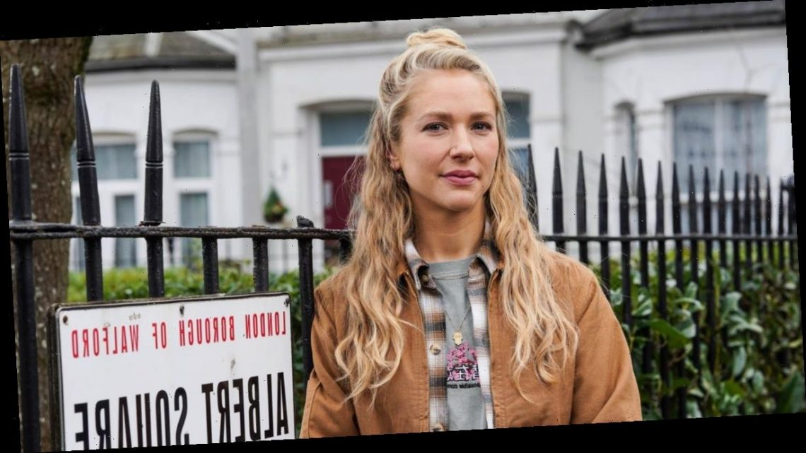 Everything you need to know about Nancy Carter actress Maddy Hill as she returns to EastEnders