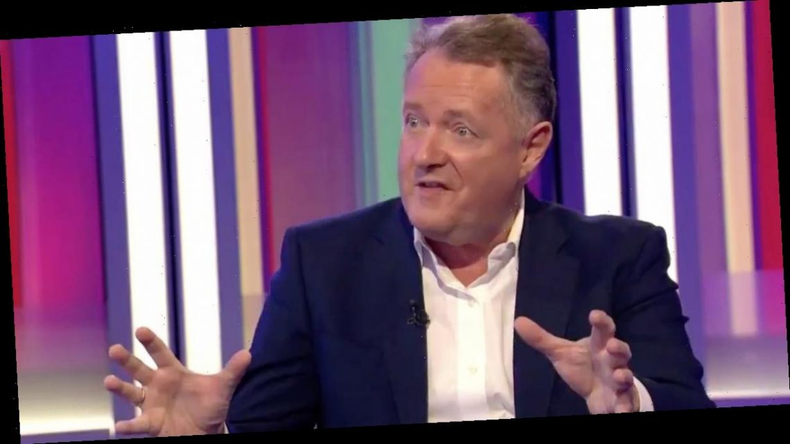 Piers Morgan death threats investigated by police after warning to star's family