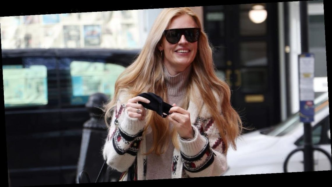 Cat Deeley unveils blonde hair transformation after bravely asking husband to dye her famous tresses at home