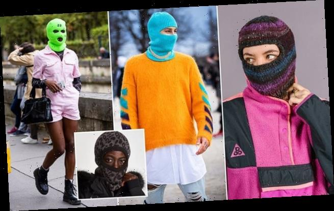 Are BALACLAVAS the unlikely fashion accessory of the year?