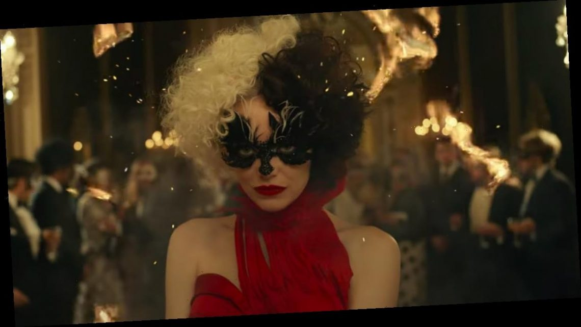 Emma Stone Is Absolutely Sinister in the First Trailer For Disney's Cruella