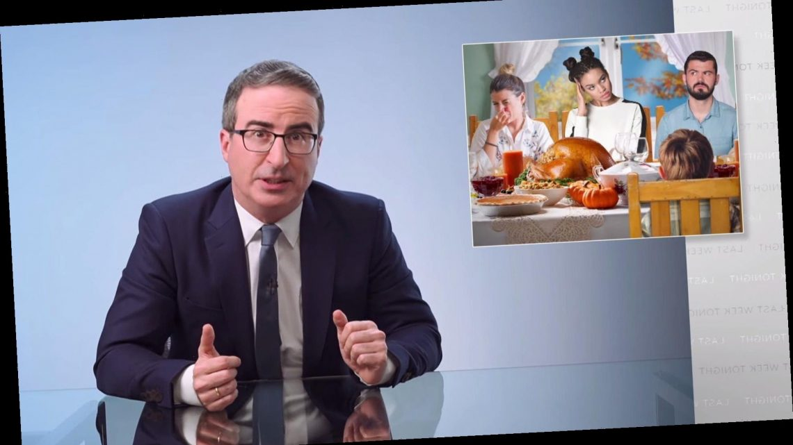 John Oliver Returns From Hiatus With The News Absolutely 'No One Wants To Hear'