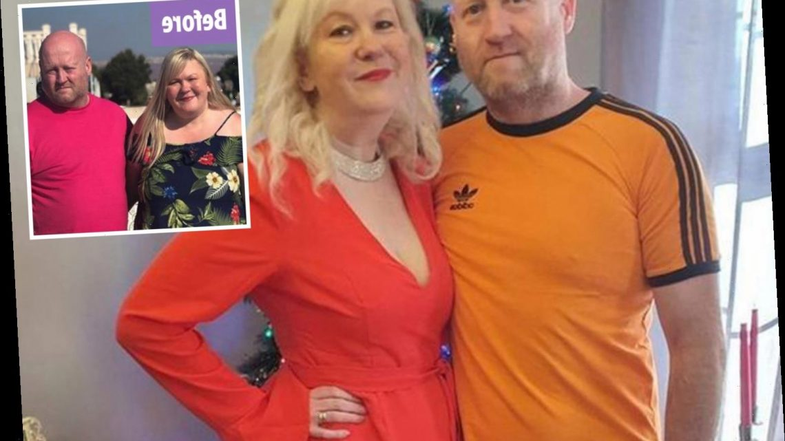A Place In The Sun couple undergo incredible 12st weight loss transformation after being shocked by size on show