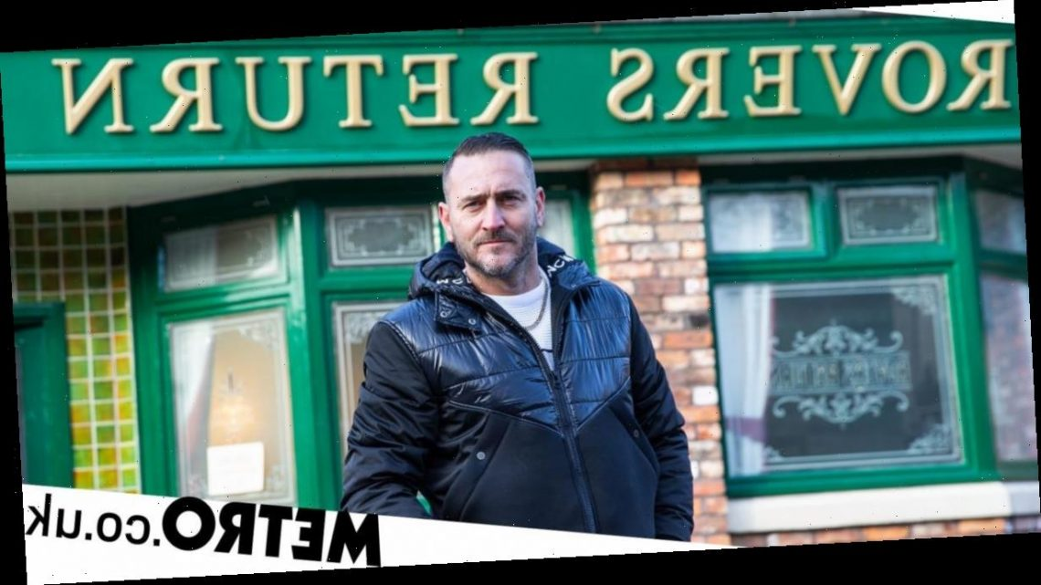 Who is new Corrie star Will Mellor and what has he been in?