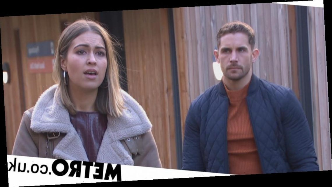 Summer finally learns the truth about abusive dad Cormac in Hollyoaks