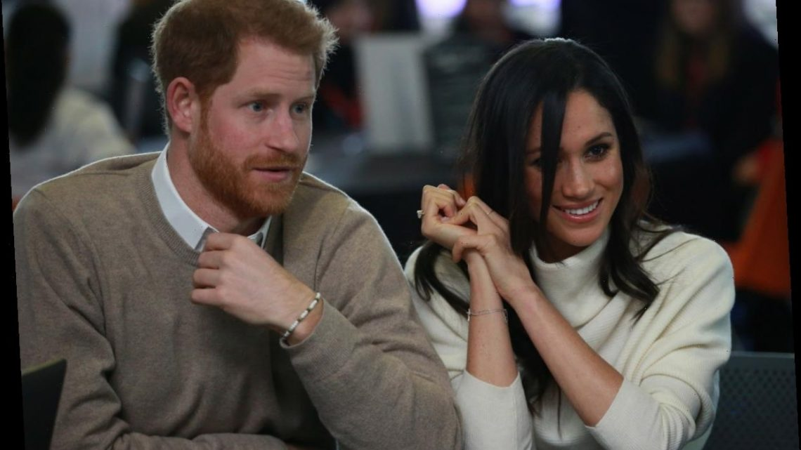 Prince Harry & Meghan's patronages have no idea what's happening anymore